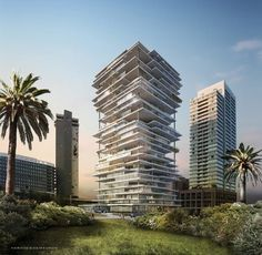 Are the days of the straight rectangular boxy skyscraper over? | Courtesy of Benchmark