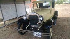 1929 Ford Model A (TX) - $19,900 Contact: Ricky 325-575-9451