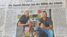 Suppe von  Little Lunch Augsburg 😋