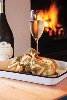 Restaurants with Fireplaces - Cosy eating in the Margaret River region