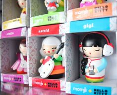 Hello Kitty Momiji Dolls #Momiji #Dolls #HelloKitty