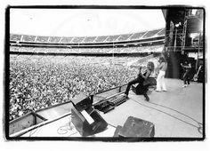 Randy Rhoads and Ozzy Osbourne