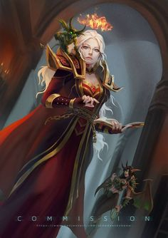 by lynadeathshaow on DeviantArt World Of Warcraft 3, Warcraft Art, Character Creation, Character Art, Character Ideas, Character Design, Dragon Age, Lich King, Blood Elf