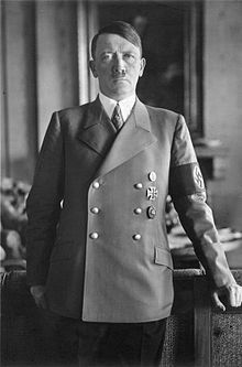 Adolf Hitler – Wikipedia