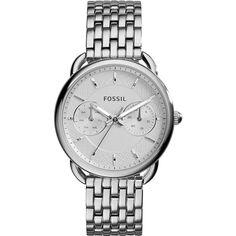 Zeitlose Eleganz! Diese silberne Uhr von Fossil besticht durch ihr schlichtes aber doch auffälliges Design! #Fossil #Uhr #Watch #JuwelierChrist