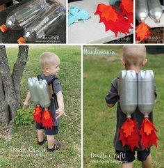 Little boy craft