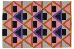 Morgan Flat-Weave Rug | AELFIE