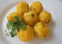 Noky(špecle)knedlíčky-bramborovo dýňové