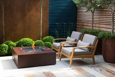 TEDDINGTON - Garden Club London Garden Furniture, Outdoor Furniture Sets, Outdoor Decor, London Garden, London Clubs, Garden Club, Decoration, Future House, Outdoor Living