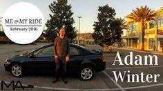 Me & My Ride: Adam Winter