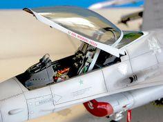 F-16CJ Block 50 by Scott Samo (Hasegawa 1/48)