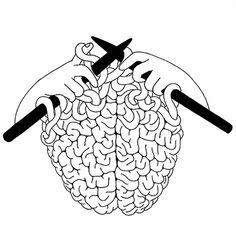Knitwit #brain