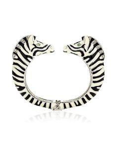 #engagementparty Juicy Couture Zebra Bangle. $118. Zebra Pizazz! @Juicy Couture