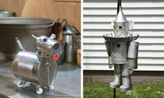 kokokoKIDS: Tin Cans Crafts Ideas.