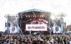 One Love Manchester, in pictures - News
