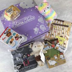 Check out our YumeTwins August 2016 review! Alpacasso, Pompompurrin, Re-Ment and more in this kawaii box!  - http://hellosubscription.com/2016/08/yumetwins-august-2016-kawaii-subscription-box-review/ #YumeTwins #subscriptionbox