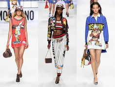 moschino looney tunes - Google Search
