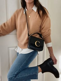 Casual Fall Outfits, Winter Fashion Outfits, Classic Outfits, Fall Winter Outfits, Chic Outfits, Autumn Fashion, Paris Outfits, Winter Mode, Mode Hijab