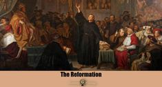 20 Reasons to Give Thanks for Blessings Received Through the Lutheran Reformation! Reformation Day, Protestant Reformation, Martin Luther Reformation, Lutheran, Give Thanks, World History, New Image, Holy Spirit, Dark Side