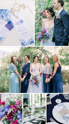 Secret Garden Wedding with Delft Details at The Conservatory by Jo Stokes South African Weddings, Baguio, Bridesmaid Dresses, Wedding Dresses, Delft, Conservatory, Love Heart, Garden Wedding, Wedding Details