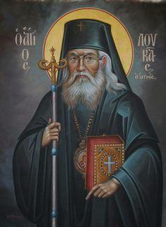 Orthodox Catholic, Orthodox Christianity, Faith Of Our Fathers, New Saints, Byzantine Icons, Religious Icons, Orthodox Icons, Christian Art, Spirituality