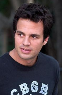 Mark Ruffalo is adorable!!!!
