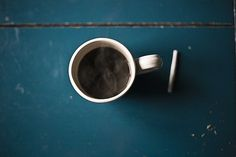 Cinnamon and cardamom coffe by dofflund, via Flickr