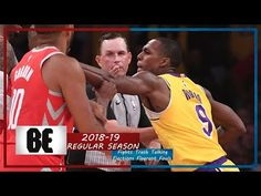 7c948bf1553 NBA Fights Trash Talking Ejections Flagrant Fouls of