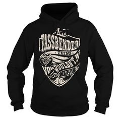 Its a FASSBENDER Thing (Dragon) - Last Name, Surname T-Shirt