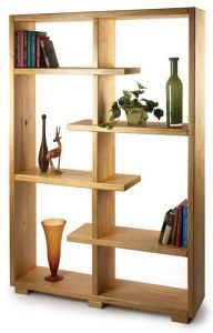 The PDF includes two plans for what are sometimes called floating shelves. These are pretty stylish bookshelf plans, and the construction is really solid.