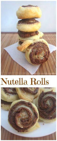 ... Nutella! on Pinterest | Nutella, Nutella cheesecake and Nutella