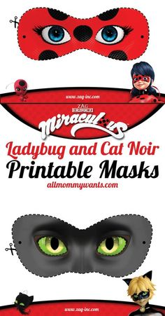 Are your kids as big of fans of Miraculous Adventures of Ladybug and Cat Noir as mine are? They discovered the show this summer and have been enthralled with it. I am super excited (for them) because a new season starts in August on Nick (YAY!) Get ready with these FREE Ladybug and Cat Noir …