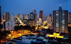 Uberlândia em Minas Gerais