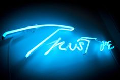 Trust is two-way