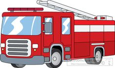 36 awesome fire truck clipart images clipart pinterest clipart rh pinterest com fire engine clip art images fire engine clip art images
