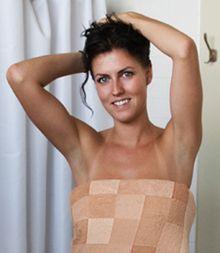 BRILLIANT censored towel!!!! HAHA