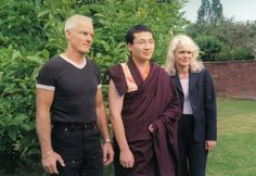 Lama Ole, 17th Karmapa and Hannah