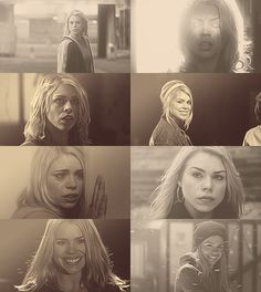 Rose Tyler. The bravest and best companion.