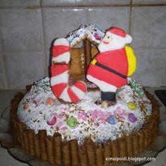 Christmas cake Christmas Cakes, Desserts, Blog, Tailgate Desserts, Christmas Pies, Dessert, Postres, Deserts