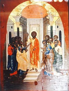 his image is earliest known of Jesus Christ, from the Coptic Museum in Cairo, Egypt.