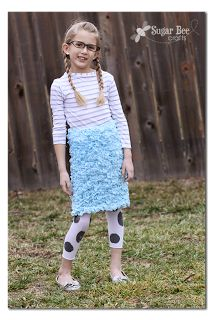 Sugar Bee Crafts: The Cotton Candy Skirt