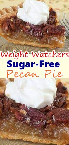 Classic pecan pie gets a sugar free grain-free makeover! I just updated my pecan pie recipe to be better than ever. It's easier to make and healthy… Don't forget to Pin this so it will be SAVED to your timeline! Sugar Free Deserts, Sugar Free Recipes, Ww Recipes, Low Carb Recipes, Quick Recipes, Recipe For Sugar Free Pecan Pie, Sugar Free Treats, Cooking Recipes, Healthy Recipes
