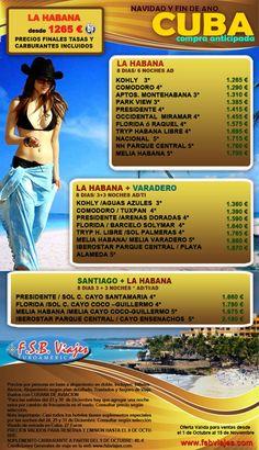 Cuba en Familia -Con Amigos Estancias en Ciudades y Playas- Navidad -Nochevieja a lo grande - http://zocotours.com/cuba-en-familia-con-amigos-estancias-en-ciudades-y-playas-navidad-nochevieja-a-lo-grande-2/