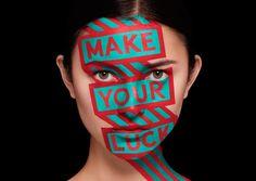 Stefan Sagmeister et Jessica Walsh Stefan Sagmeister, Sagmeister And Walsh, Theme Design, Art Design, Logo Design, Mode Bizarre, Web Design Mobile, Identity, Effects Photoshop