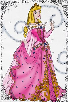 Princess aurora  The Sleeping Beauty  Disney