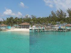 Blue Lagoon Island, Nassau Bahamas