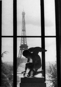 Willy Ronis - Paris,1966. ☚