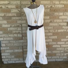 A personal favorite from my Etsy shop https://www.etsy.com/listing/233967861/farmhouse-frocks-white-signature-frock