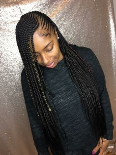cornrow braided hairstyles for natural hair: 50 Catchy Cornrow Braids Hairstyles Ideas to Try out - African braids cornrows - Kids Style Box Braids Hairstyles, Lemonade Braids Hairstyles, Black Girl Braided Hairstyles, Black Girl Braids, Braids Wig, Braids For Black Hair, Girls Braids, African Hairstyles, Girl Hairstyles