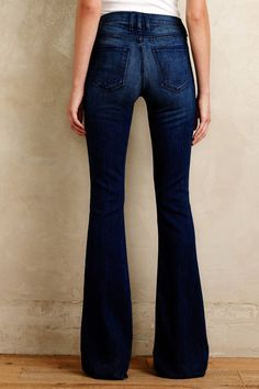 Psst... we've found your favorite flares! McGuire Harlow Flare Jeans #mcguiredenim #denimlove